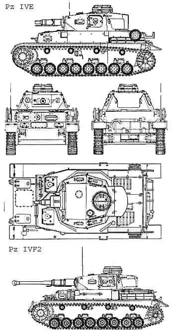 около 9500 танков T-IV