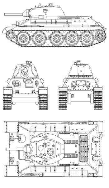 надежность танка в целом